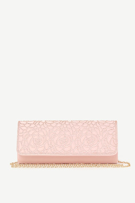 Ardene Floral Evening Clutch