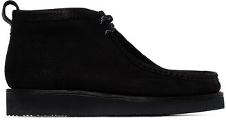 Clarks Wallabee Hiking Boots
