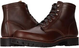 Wolverine Heritage 1000 Mile Axel (Havana Brown) Men's Boots