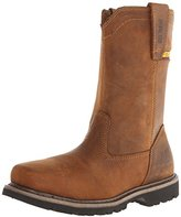 Caterpillar Men's Wellston Steel Toe Work Boot