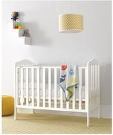 Mothercare Darlington Cot Bed - White