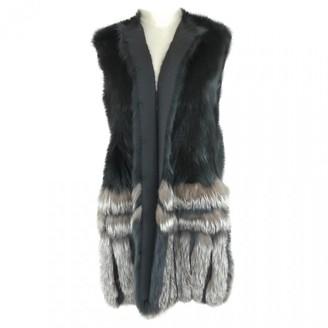 Giambattista Valli Multicolour Fur Jacket for Women