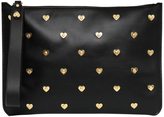 Sophie Hulme SG180AP Talbot Hearts Pouch