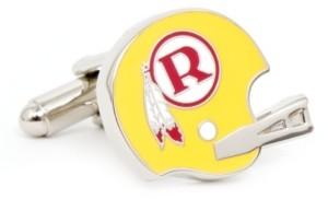 Cufflinks Inc. Retro Washington Redskins Helmet Cufflinks