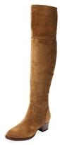 Frye Clara Suede Over The Knee Boot