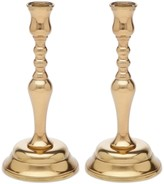Godinger Lighting by Design 2-Pc. Tall Metal Candlestick Set