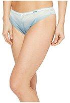 Calvin Klein Women's Ombre Thong Panty