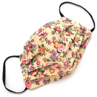 General Knot & Co Reusable Butter Rose Face Mask