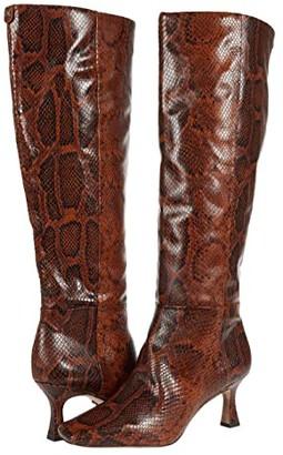 Sam Edelman Lillia (Brown) Women's Pull-on Boots