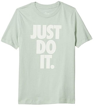 Nike Kids NSW JDI Wash Tee (Little Kids/Big Kids) (Pistachio Frost) Boy's Clothing