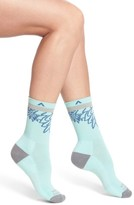 Wigwam Women's Haiku Valley Crew Socks