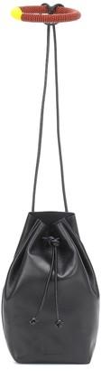 Jil Sander Bracelet leather pouch