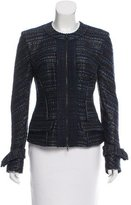 Rachel Roy Lightweight Textured Jacket