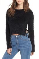 Majorelle Women's Majesty Tie Crop Sweater