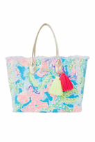 Lilly Pulitzer Gypset Beach Tote