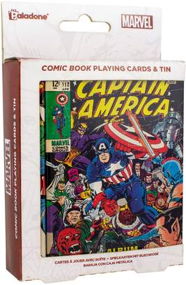 Paladone Marvel Comic Book Playing Cards