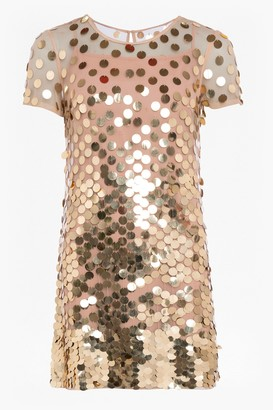 French Connection Basu Sparkle Tunic Dress