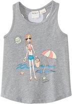 Roxy Girls' Seashell Seashore Tank (2yrs6X) - 8136314