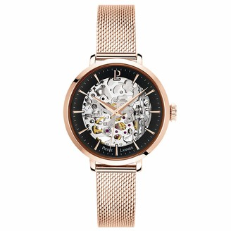 Pierre Lannier Womens Analogue Automatic Watch with Solid Stainless Steel Strap 313B938