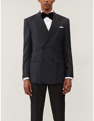 Richard James Regular-fit wool tuxedo jacket