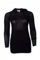 Barneys New York Black Cotton Knitwear for Women