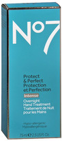 No7 Protect & Perfect Overnight Hand Treatment
