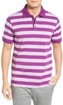 Bobby Jones Men's Candor Stripe Polo