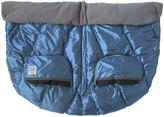 Bed Bath & Beyond 7 A.M.® Enfant DUO Double Stroller Blanket in Metallic Steel Blue