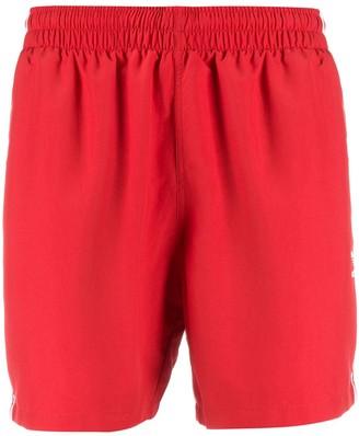 adidas Signature Stripe Sport Shorts