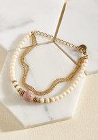 Excel Under Treasure Bracelet in Rhodonite