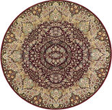 Kathy Ireland Stately Empire Round Rug