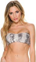RVCA Tropic Line Bandeau Bikini Top