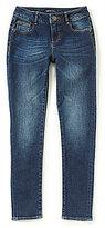 Miss Me Girls Big Girls 7-16 Basic Skinny Jeans