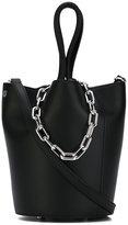 Alexander Wang chain top handles tote