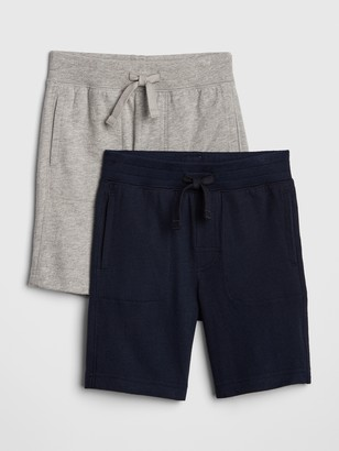 Gap Toddler Pull-On Shorts (2-Pack)