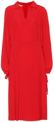 Marni Crepe dress