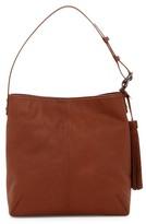 Lucky Brand Corey Leather Bucket Bag