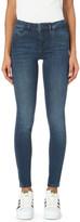 Calvin Klein Skinny high-rise jeans