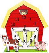 Teamson kids Fantasy Fields Happy Farm Wall Clock by Teamson Kids