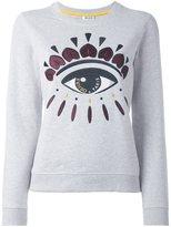 Kenzo 'Eye' sweatshirt - women - Cotton - S