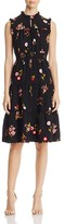 Kate Spade In Bloom Midi Dress