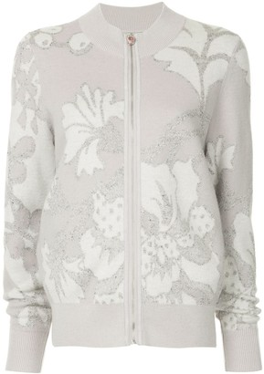 Onefifteen Embroidered Knit Jacket