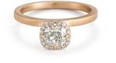 Jade Trau Astor Diamond Ring - Rose Gold