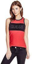 GUESS Women's Berrie Logo Tank