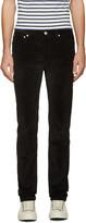 A.P.C. Black Petit New Standard Trousers