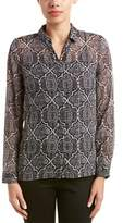 Laundry by Shelli Segal Blouse.