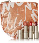Ilia + Baggu Gift Set - Red