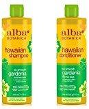 Alba Shampoo & Conditioner Set (all scents) (Gardenia)