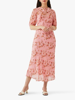 Ghost Sesame Floral Maxi Dress, Betti Roses
