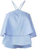 Dondup Elektra blouse - women - Cotton/Polyamide/Spandex/Elastane - 46